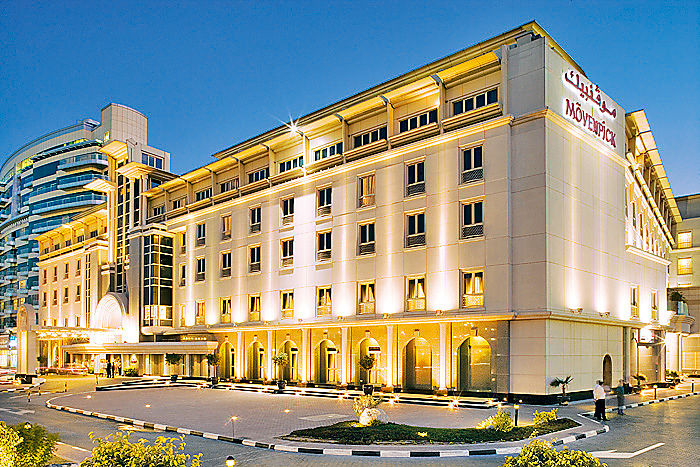 hotel apartments dubai: